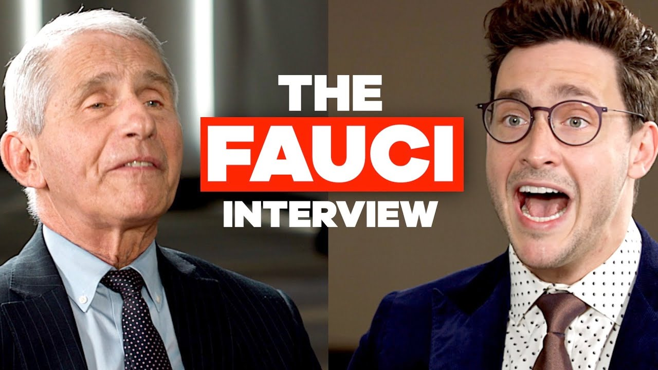 """Face to Face With Dr. Fauci 