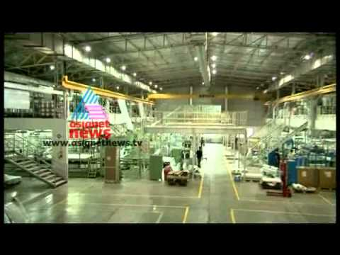 """German Company SARTEX to invest in Kerala""-Money Time 17,June 2012 Part 3"