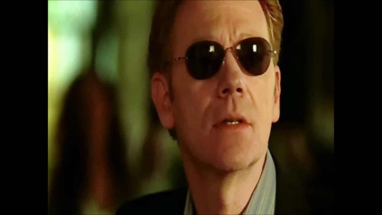 d7b385a2baaa Csi miami season horatio caine one liners youtube jpg 1280x720 Csi miami  sunglasses