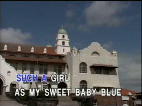 Baby blue   George Baker