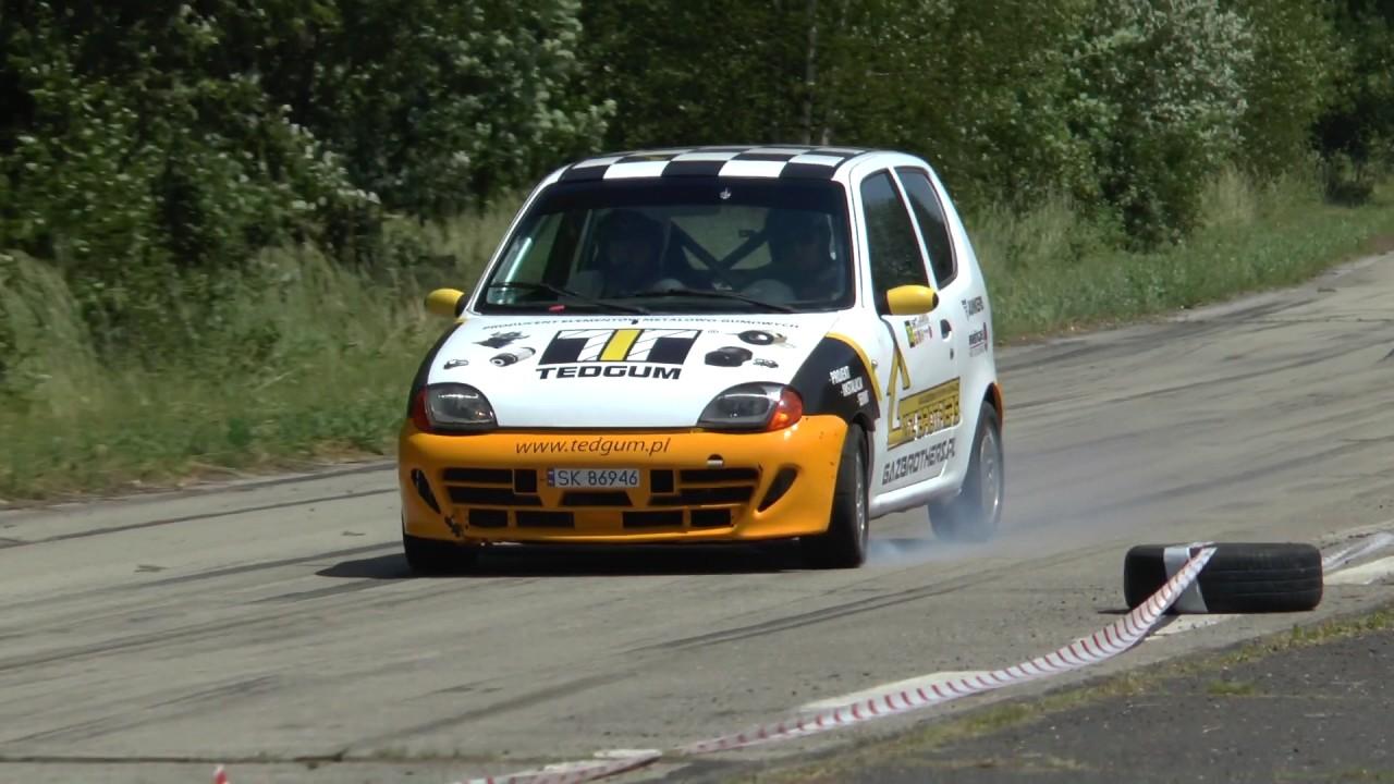 4 Runda SMT 2017 – Wojciech de Weyher / Michał Fogiński – Fiat SCS