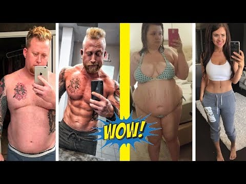 Amazing Before And After Weight Loss Pictures PART 2