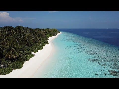 SONEVA FUSHI MALDIVES - AERIAL DRONE 4K VIDEO (PARADISE !!!)