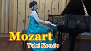 モーツァルトのセレナード第13番より、有名な第1楽章のピアノソロバージ...