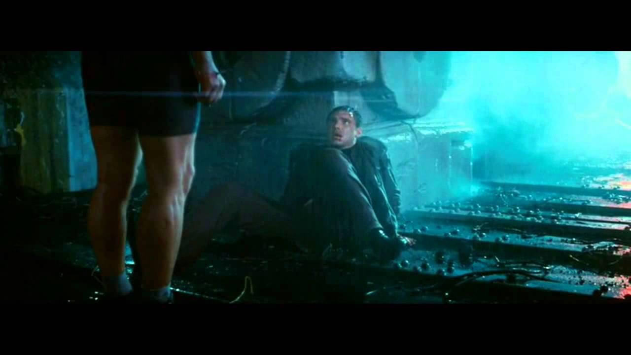 Blade Runner 1982 Ending Scene Youtube