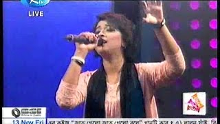 Oyshee-De De pal Tule de (Collected folk song)- Live on RTV MUSIC STATION