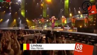 Junior Eurovision 2005 * Top 16