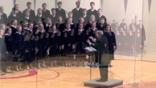 The Concordia Choir - The Tyger - Andrew Miller