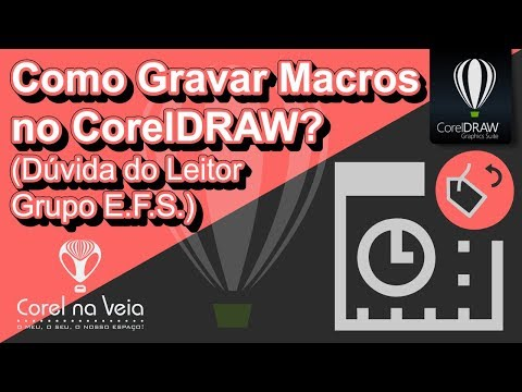 CorelDRAW 2018 Super Pack FREE de Macros by Grafisin