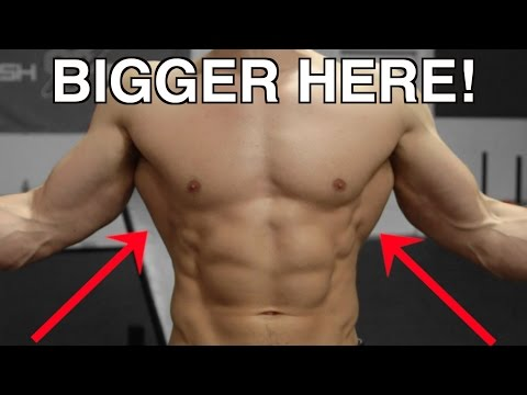 1 Exercise For Wider Lats & A Bigger Back! | Pendlay Row 2.0