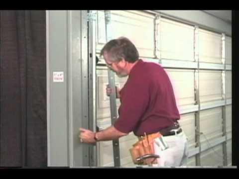 Martin Garage Door Reverse Angle Shields Youtube