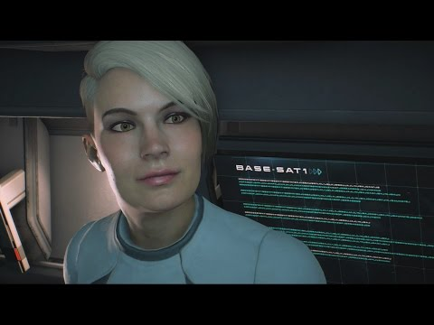 Mass Effect Andromeda: Cora Romance Complete All Scenes