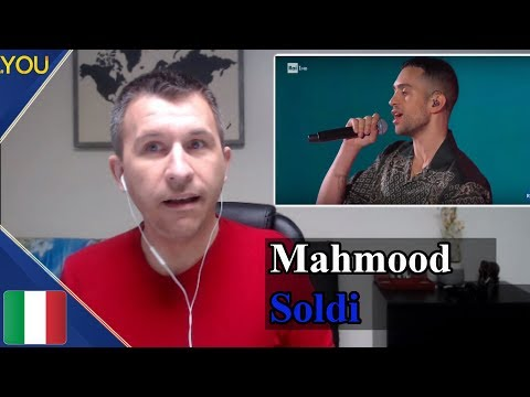 "Mahmood  - ""Soldi"" 
