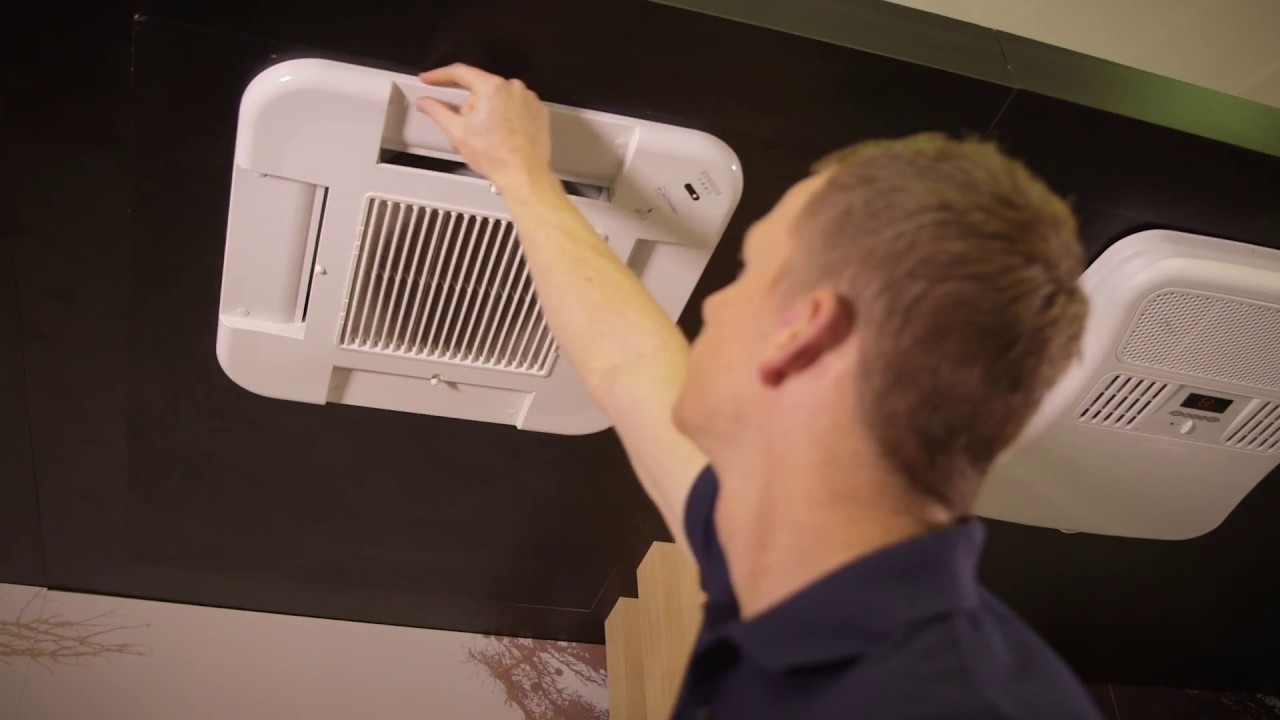Air Command Ibis Mk 3 Caravan Rooftop Conditioner Youtube Conditioning Circuit Board Cost