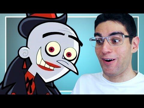 "DANNY PHANTOM Reaction (Episode 20 ""Control Freaks"") thumbnail"
