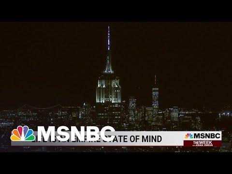 Empire State Building Celebrates 90th Anniversary   MSNBC