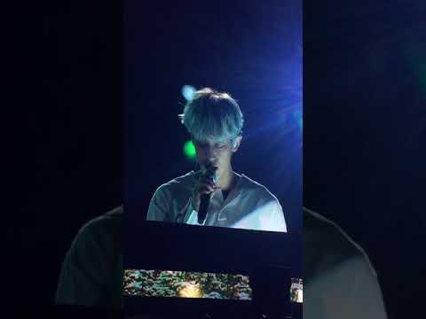 EXO Chanyeol feat Gfriend Yuju [찬열 ft 유주] - Stay With Me (OST Goblin) Music Bank in Jakarta 170902
