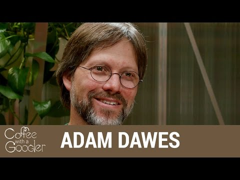 Chat With Adam Dawes About Identity And Security - Coffee With A Googler