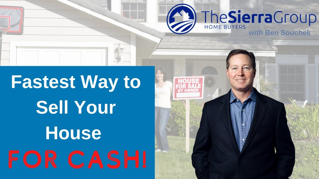 The Fastest Easiest Way To Sell Your House For Cash