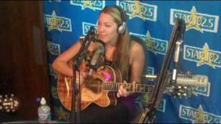 Colbie Caillat - Bubbly (In the Studio w/ Karess Carter)