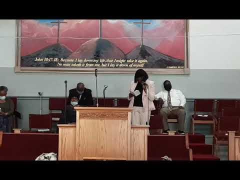 March 21st 2021 Jerriel Missionary Baptist Church Sunday Worship