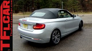 BMW 228i Convertible 2015 Videos