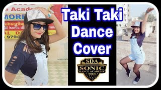Dj snake - Taki Taki ft. Selena Gomez, cardi B, ozuna - Dance choreography | #takitaki