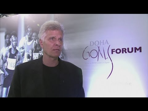 Mark Spitz questions doping in swimming
