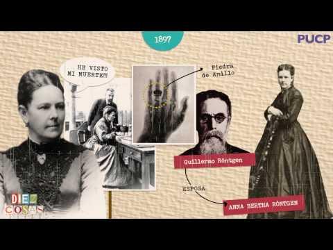 #10cosas: Wilhelm Röntgen, el físico que descubrió los rayos X