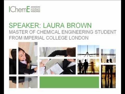 Women in Engineering - recording their journeys in the chemical engineering field