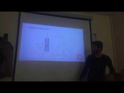 DBD plasma  in naphtha reforming catalyst regeneration BY Amir Mohammad Jabbari