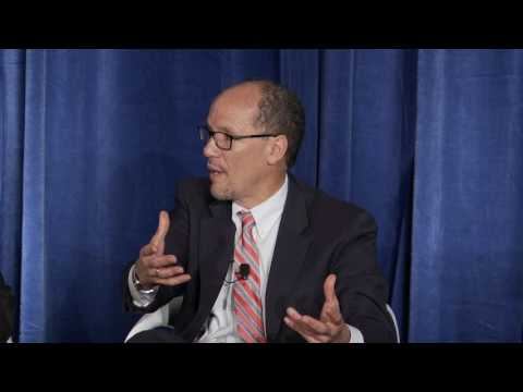 Tom Perez and Keith Ellison: The Democrats