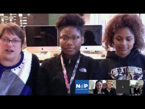 PBS NewsHour Student Reporting Labs: Engaging Gen Z With Video Journalism For Students by Students