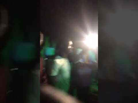 Concert du groupe Instinct Killers à l'esplanade du stade du 28 septembre