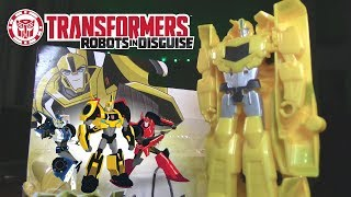 TRANSFORMERS - Combiner Force Bumblebee [ОБЗОР ИГРУШЕК]