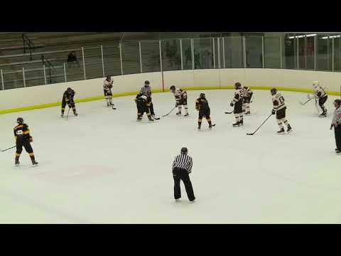 2018_1_12 Bears 16AA vs. Team Wyoming (Part two)
