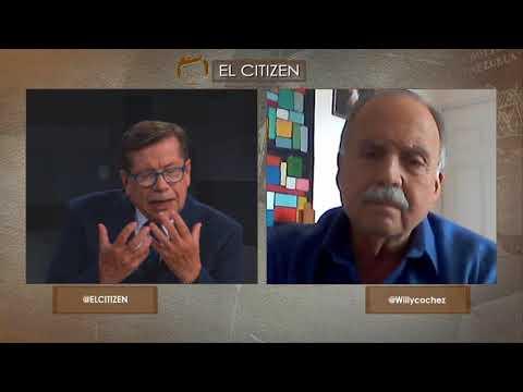 #ElCitizen Guillermo Cochez: el pueblo es el más perjudicado por la corrupción SEG 03 13/05/18