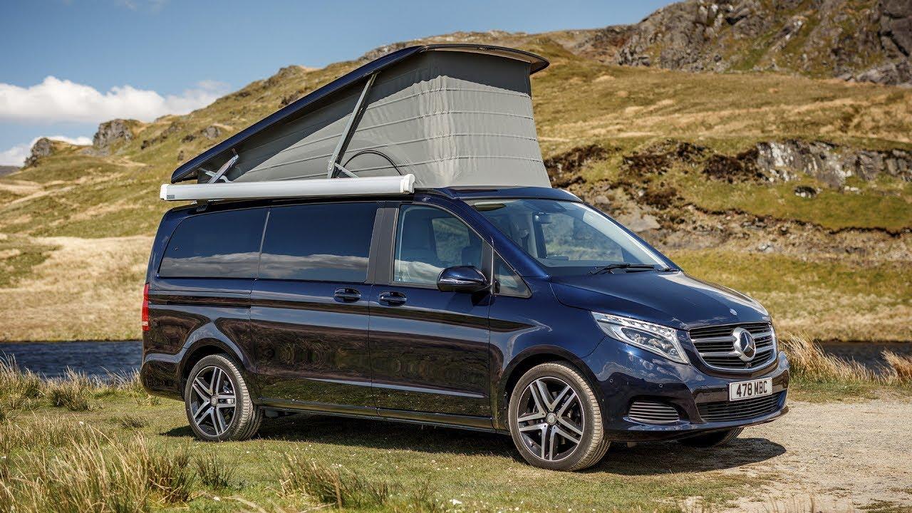 Mercedes Benz Marco Polo | Prueba / Test / Análisis ...