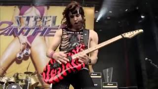 Steel Panther- Death to All but Metal with Corey Taylor live at Download Festival 2012