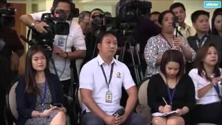 pia wurtzbach s press conference at malacaang
