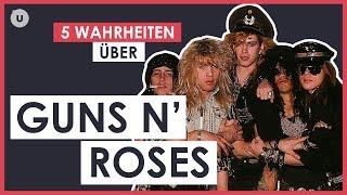 5 Wahrheiten über Guns N' Roses   uDiscover Music thumbnail