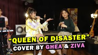 QUEEN OF DISASTER - LANA DEL REY (Cover by Ghea Indrawari & Ziva Magnolya)