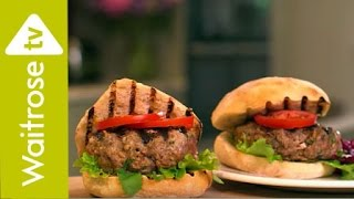 Homemade Burgers | Waitrose