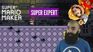Cheese, Speedruns & Groundhog Day | Super Expert No Skips Challenge | Mario Maker [X]