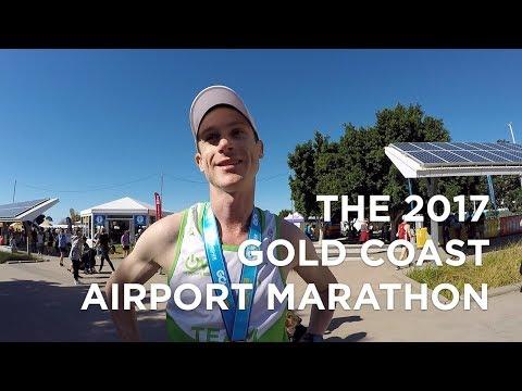 Gold Coast Marathon 2017 - Unforgettable First Marathon Experience! - Marathon Running Videos