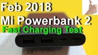Mi Powerbank 2 Fast Charging Support 2018