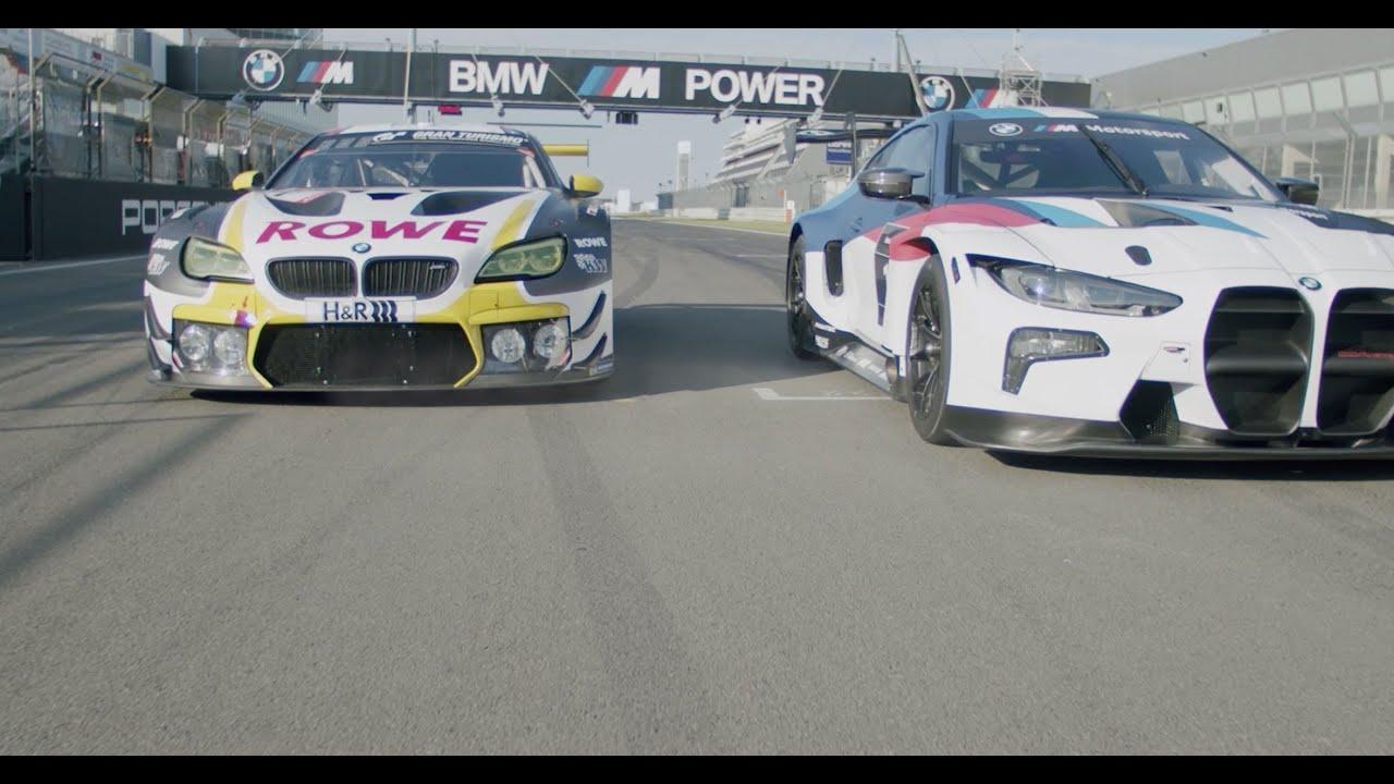 BMW M Motorsport - Goodbye BMW M6 GT3, hello BMW M4 GT3.