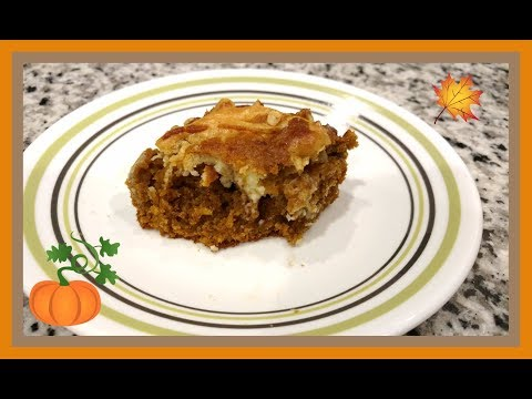 Pumpkin Cheesecake Swirl Bread!