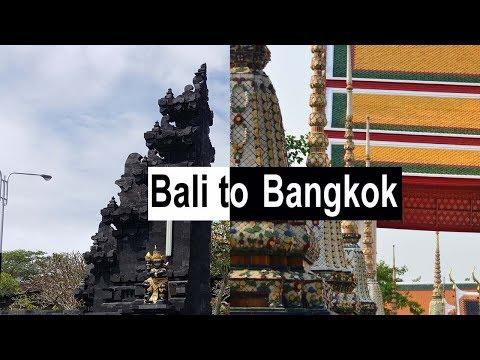 How to reach Bangkok | Bali to Bangkok Flight | Vagabond Travel Guide