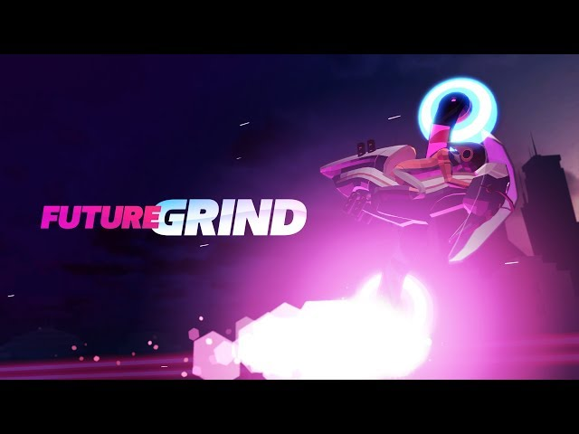 FutureGrind - Out NOW on PS4, Switch, and PC